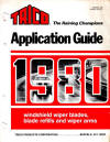 1980 Trico Application Guide